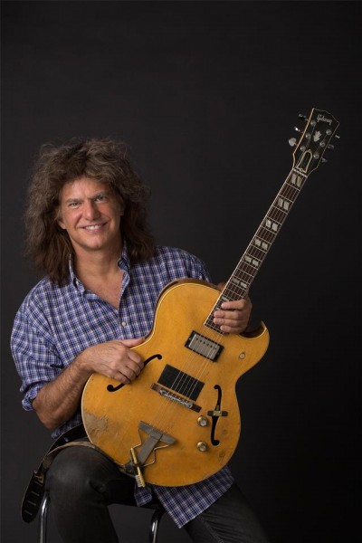 Vstopnice za Pat Metheny, koncert / An Evening with Pat Metheny, 03.06.2017 ob 19:00 v Gallusova dvorana