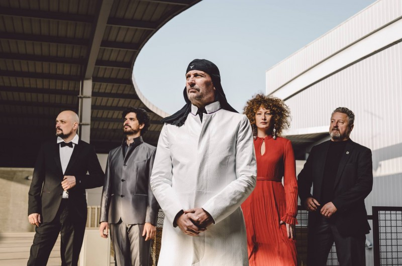 Tickets for Laibach, 15.05.2019 um 20:00 at Gallusova dvorana/ Gallus Hall