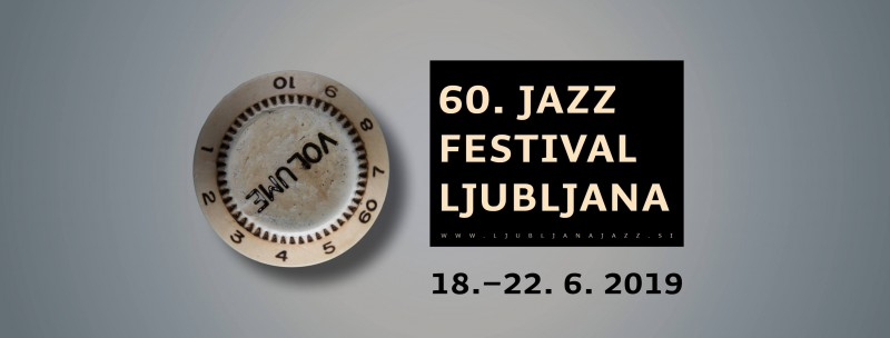 Tickets for 60. Jazz Festival Ljubljana: Komplet - RAZPRODANO, 17.06.2019 um 21:00 at Gallusova dvorana/ Gallus Hall