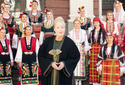 Ulaznice za The Mystery of the Bulgarian Voices feat. Lisa Gerrard, 13.10.2019 u 20:00 u Gallusova dvorana/ Gallus Hall