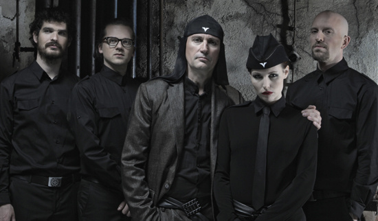 Tickets for LAIBACH, 18.04.2015 on the 19:30 at Dom kulture Velenje