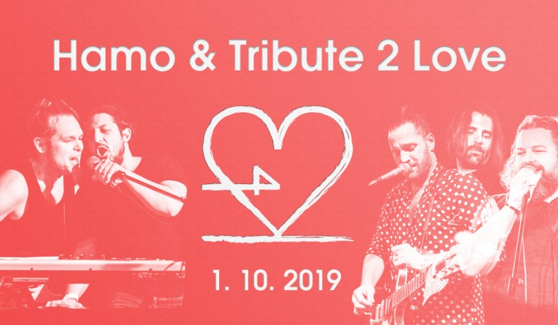 Tickets for Hamo & Tribute 2 Love Intimna ekskluziva 4K, 01.10.2019 um 20:00 at CSK Ljubljana