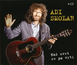 Tickets for Adi Smolar - koncert - RAZPRODANO, 19.01.2019 on the 20:00 at Dom kulture Kamnik