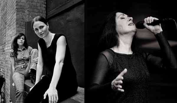 Tickets for Klarisa Jovanović & Della Segodba, Garano & Tekerian, 19.07.2019 on the 21:00 at Star plac, Cerkno