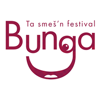 Tickets for BUNGA,  ta smeš'n festival, 14.06.2018 on the 20:00 at Dvorana sv. Frančiška Asiškega
