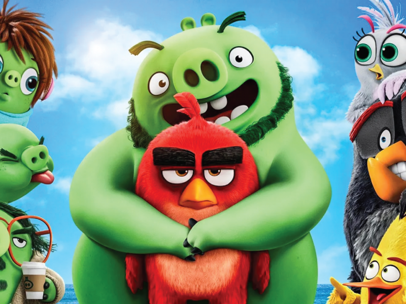 Tickets for Angry Birds Film 2, 20.09.2019 um 15:30 at Kulturni center Ravne na Koroškem