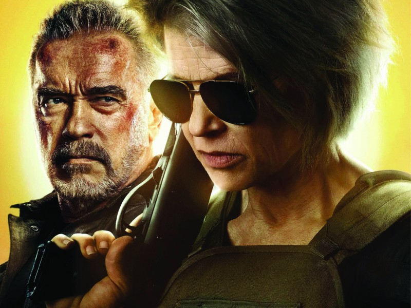 Tickets for Terminator: Temačna usoda, 21.11.2019 um 18:45 at Ljudski Dom Kranjska Gora