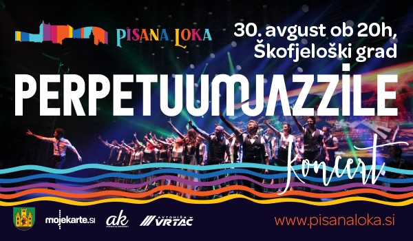 Tickets for PERPETUUM JAZZILE NA ŠKOFJELOŠKEM GRADU, 30.08.2019 on the 20:00 at Škofjeloški grad