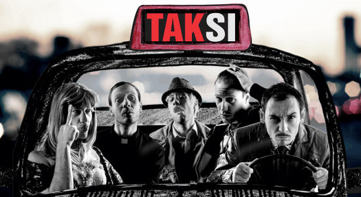 Tickets for TAK SI, 17.04.2019 on the 20:00 at SiTi Teater BTC