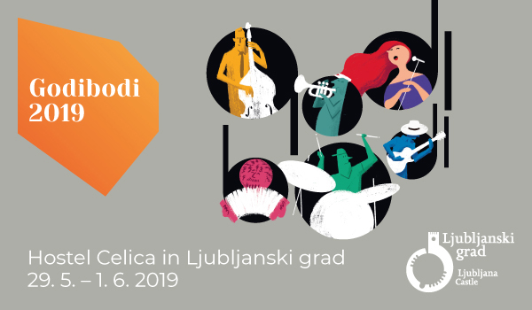 Tickets for Godibodi 2019: Edna, Ethnotrip z gosti, 30.5. at Letni vrt Hostla Celica